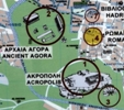 Athens - most important historical sites
