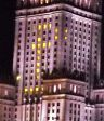 Warsaw by night Sep 2014